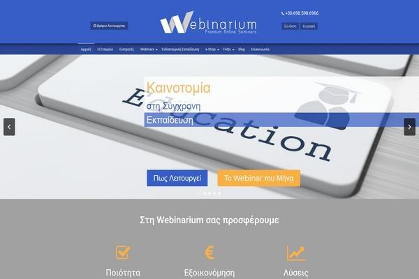 Webinarium - Premium Online Seminars